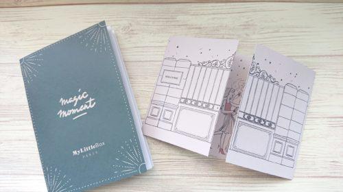 マイリトルボックスカードや冊子